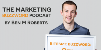 Bitesize Buzzword - Self Publishing - Ben M Roberts