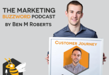 Customer Journey - Sam Wilcox - Marketing Buzzword