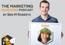 FOMO - May King Tsang - Marketing Buzzword Podcast